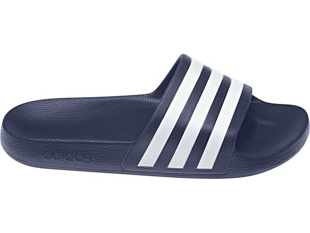 adidas Adilette Aqua Sandals Men dark blue/ftwr white/dark blue